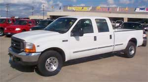 2010 Ford F-350 SD Crew Cab 4X2
