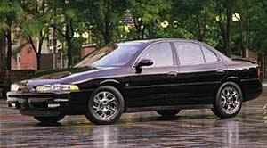 2001 oldsmobile intrigue specifications car specs. Black Bedroom Furniture Sets. Home Design Ideas