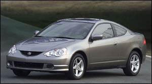 2003 Acura  Type on Acura Rsx 2003 Aper  U   Fiche De La Version Premium   Auto123
