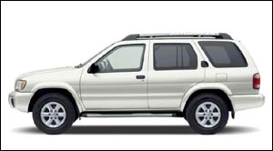 2003 nissan pathfinder specifications car specs auto123. Black Bedroom Furniture Sets. Home Design Ideas
