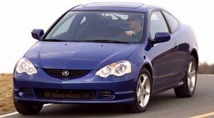 Acura  Specs on 2004 Acura Rsx Overview   Type S Specs   Auto123