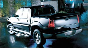 2006 ford sport trac towing capacity for Motor city towing detroit michigan