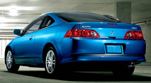 Acura  Specs on Acura Rsx   News And Events   Auto123