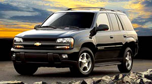 2002 Chevrolet Trailblazer Recall Learn About Recalls