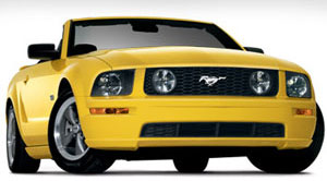 ford mustang decapotable 2006 fiche technique auto123. Black Bedroom Furniture Sets. Home Design Ideas