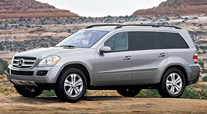 2007 mercedes gl class specifications car specs auto123. Black Bedroom Furniture Sets. Home Design Ideas