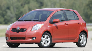 2007 toyota yaris 5 dr specifications car specs auto123. Black Bedroom Furniture Sets. Home Design Ideas