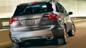 Acura  on 2008 Acura Mdx Overview   Auto123