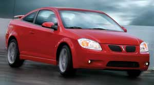 2008 Pontiac G5 Coupe Overview | Auto123