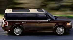 2009 ford flex specifications car specs auto123. Black Bedroom Furniture Sets. Home Design Ideas