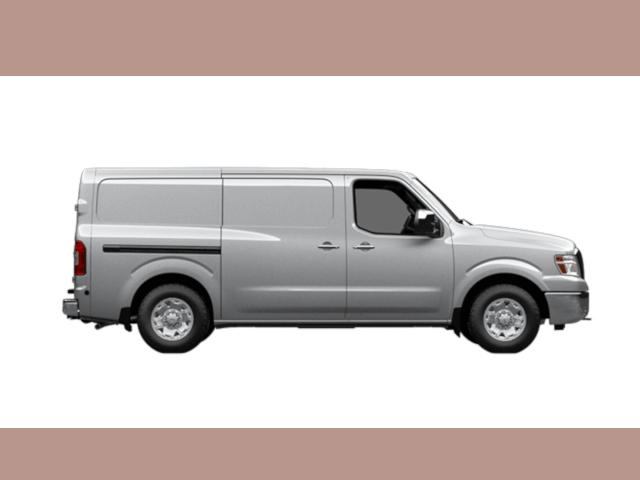 2019 Nissan NV2500 HD S Cargo RWD