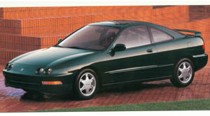 Acura Integra  on Honda Prelude 1996 Aper  U   Fiche De La Version Sr   Auto123