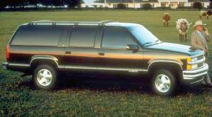 Similar to 1996 GMC Suburban 1500 2WD