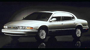 1996 Chrysler LHS Overview | Auto123