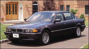 1998 bmw 7 series specifications car specs auto123. Black Bedroom Furniture Sets. Home Design Ideas