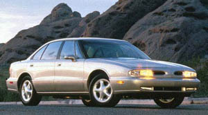 1998 Oldsmobile Eighty Eight Overview | LS Specs | Auto123