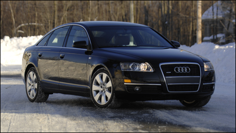 Custom 2008 Audi A6 Autos Post