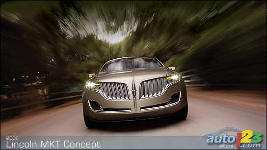 Lincoln MKT Gets the Green Light