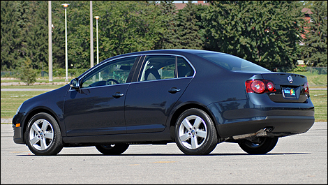 2009 Volkswagen Jetta TDI Review Editor's Review | Page 1 | Auto123.com