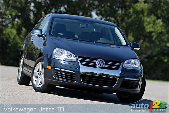 Volkswagen Jetta TDI 2009