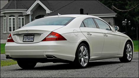 Mercedes Cls 2009. as the 2009 Mercedes-Benz