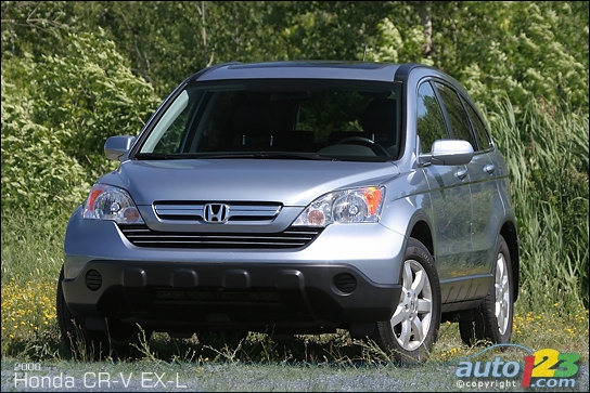 free amazing hd wallpapers honda crv exl 2007. Black Bedroom Furniture Sets. Home Design Ideas