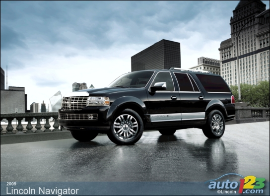 2009 Lincoln Navigator more fuel efficient