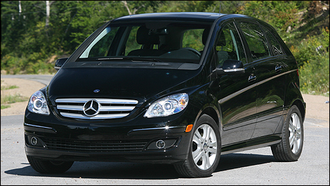 Auto Design Mercedes Benz B200 Turbo car pictures gallary