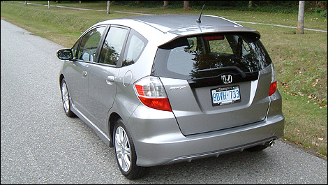 2009 Honda Fit. The 2009 Honda Fit is fun to