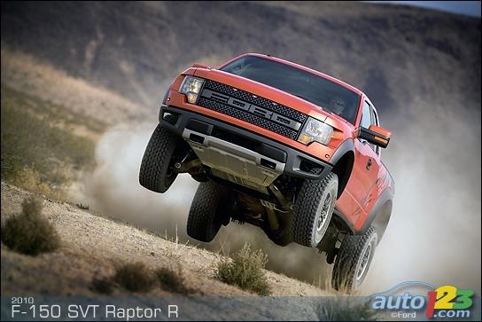 Ford F150 Ffv. 2010 F150 Raptor FFV