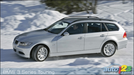 Famous Art And Fashion Star: 2009 BMW 3 Series Touring