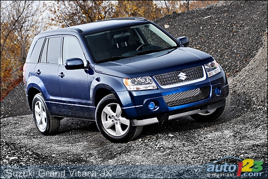 2009 Suzuki Grand Vitara JX Review