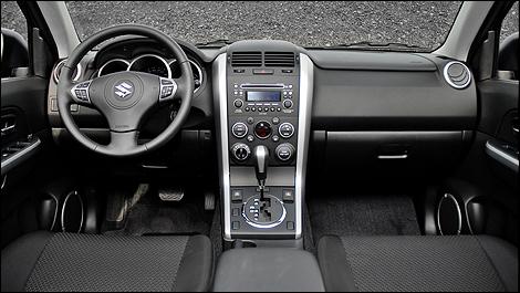 2009 Suzuki Grand Vitara JX Review Editor's Review | Page 1 | Auto123.com