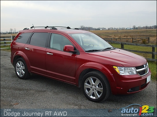 2010 Dodge Journey Rt Awd. 2009 Dodge Journey R/T AWD