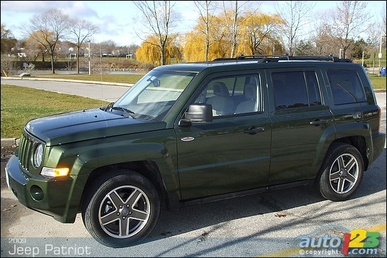 2009 Jeep