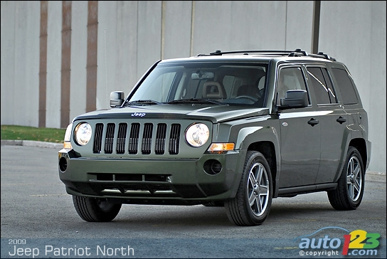 2009 Jeep Patriot North 4WD Review