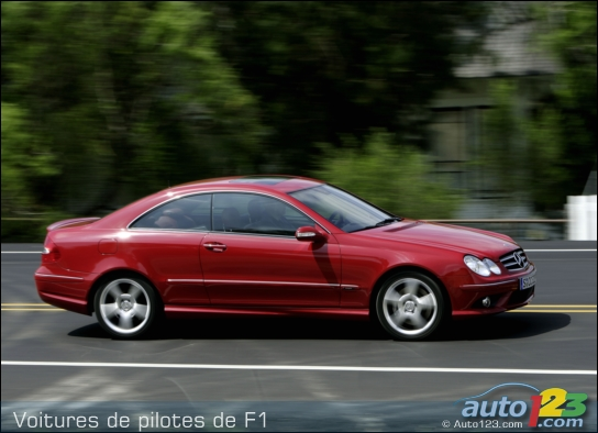 Mercedes Clk 320. Everyday