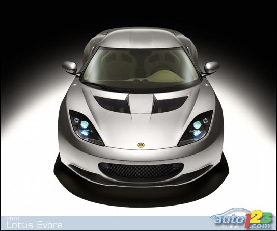 2010 Lotus Evora Car