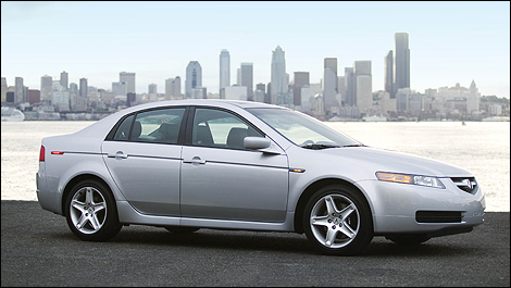 2004 Acura on 2004 2008 Acura Tl Pre Owned Editor S Review   Page 1   Auto123 Com
