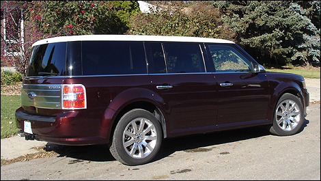 2009 Ford Flex. 2009 Ford Flex Review Editor#39;s