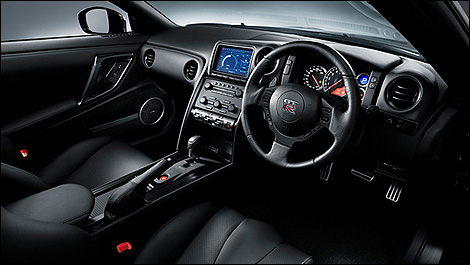 Nissan Gtr Spec V 09. Nissan GT-R Spec-V, the other