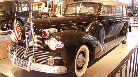 Roosevelt Used Al Capones Car