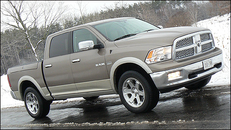 Dodge  Laramie Limited 2013 on 2009 Dodge Ram 4x4 Crew Cab Laramie Review Editor S Review Page 1