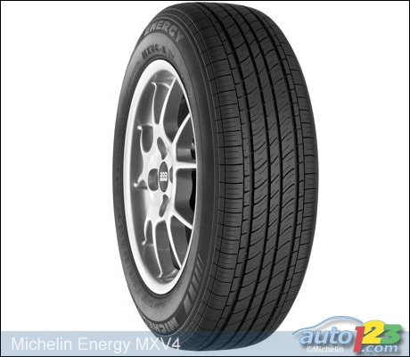 Michelin introduces its all-season Energy Saver tire!