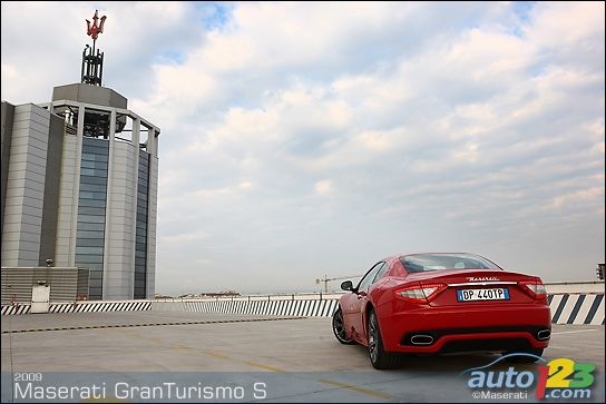 Maserati GranTurismo S and Quattroporte S: two masterpieces