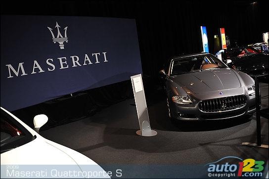 Maserati Gt 2009. Maserati GranTurismo