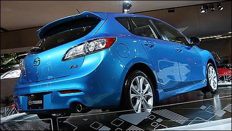 2010 mazda3 shows up at the montr al international auto show car news auto123. Black Bedroom Furniture Sets. Home Design Ideas
