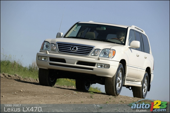 Lexus LX (1998)
