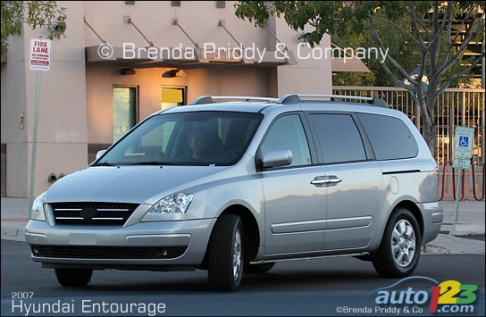 Scoop! Hyundai Entourage 2007!
