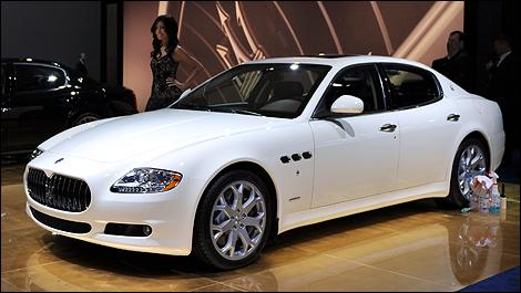 Name Your Blog Eightq Maserati Quattroporte 2010